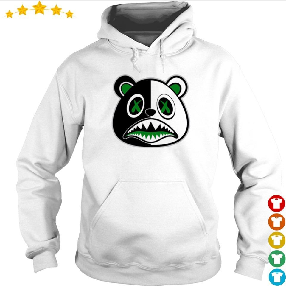 Official Lucky green Jordan 13 s hoodie