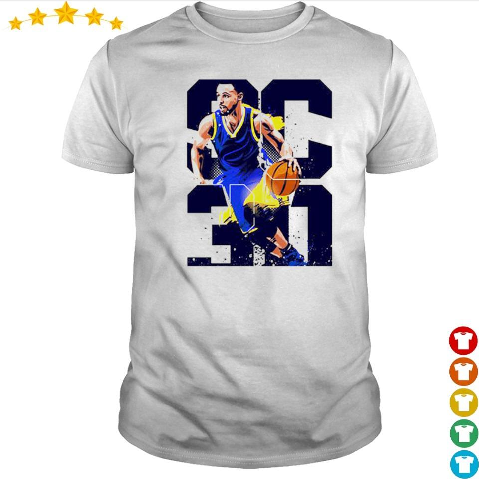 Official Stephen Curry 30 Jersey shirt