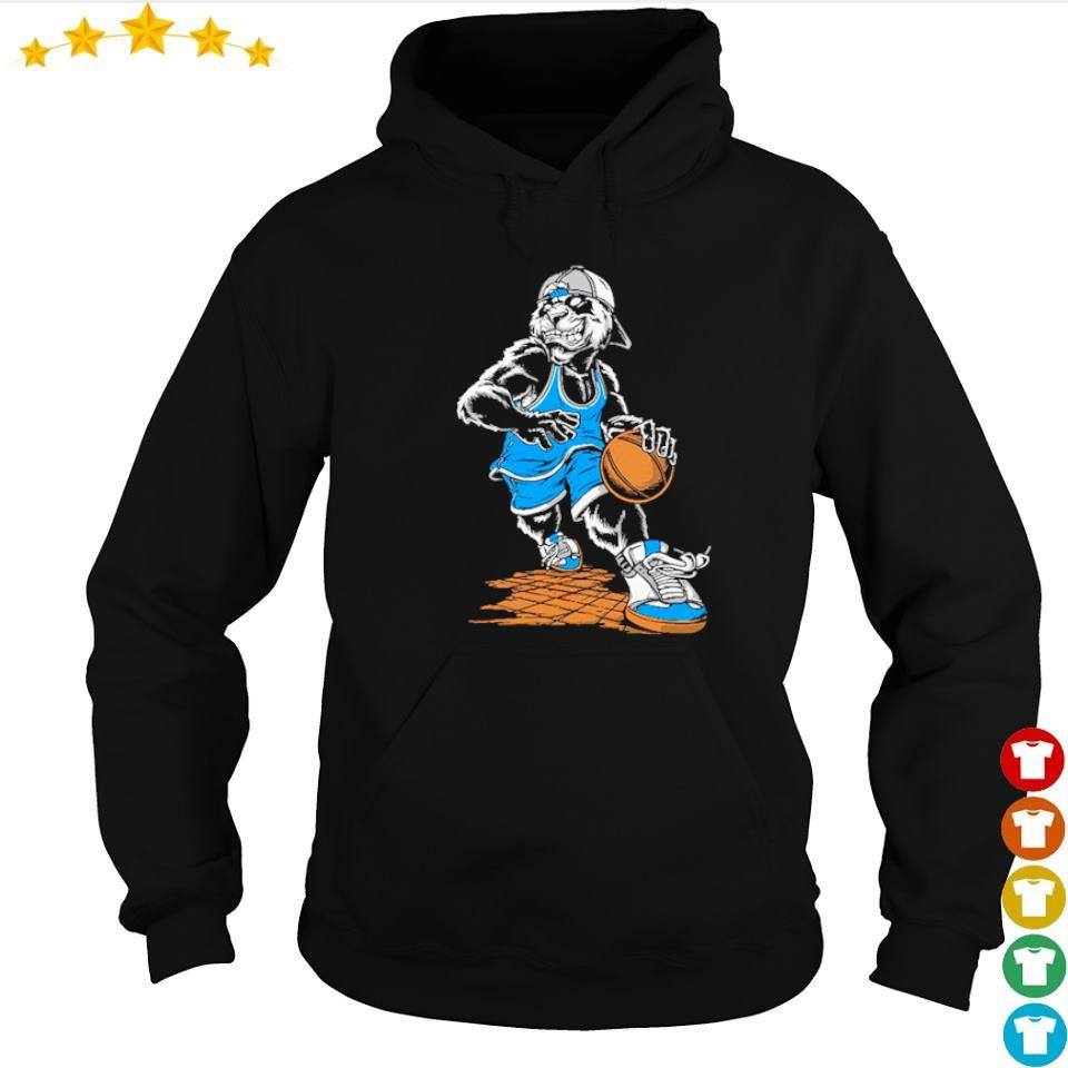 The best wolf basketball player s hoodie