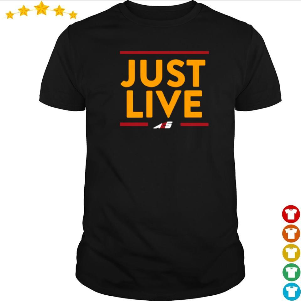 Alexander Smith just live shirt