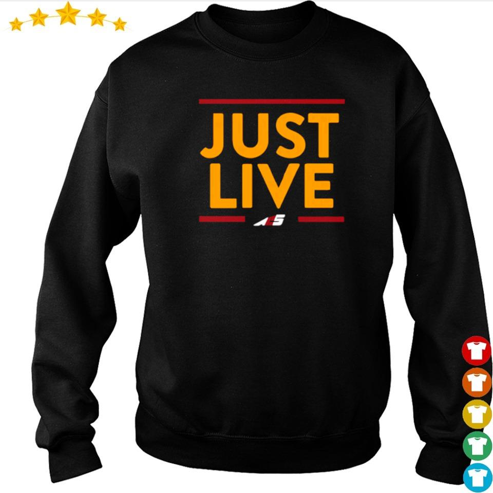 Alexander Smith just live s sweater