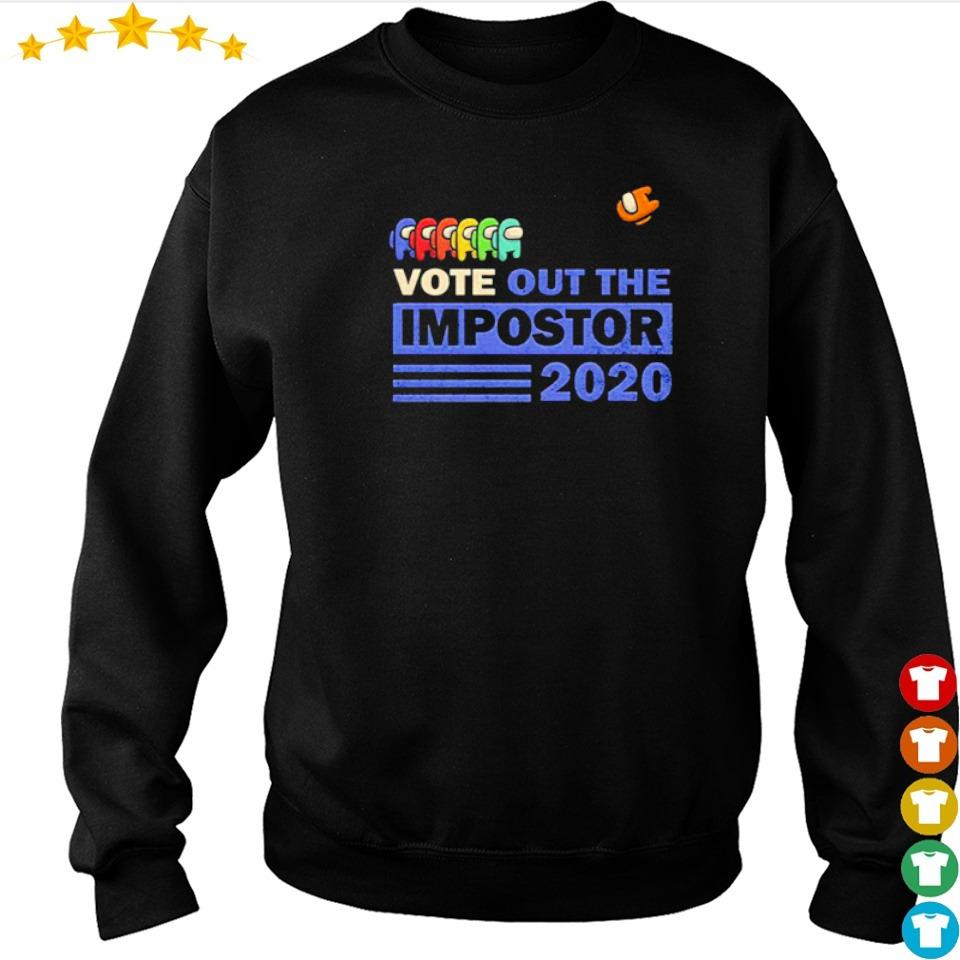 Among us vote out the impostor 2020 s sweater
