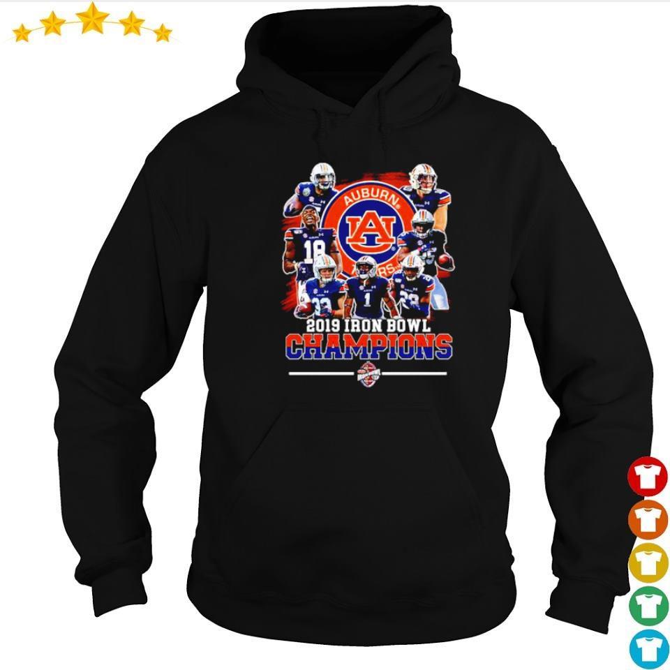 Auburn Tigers 2019 Iron Bowl Champions s hoodie