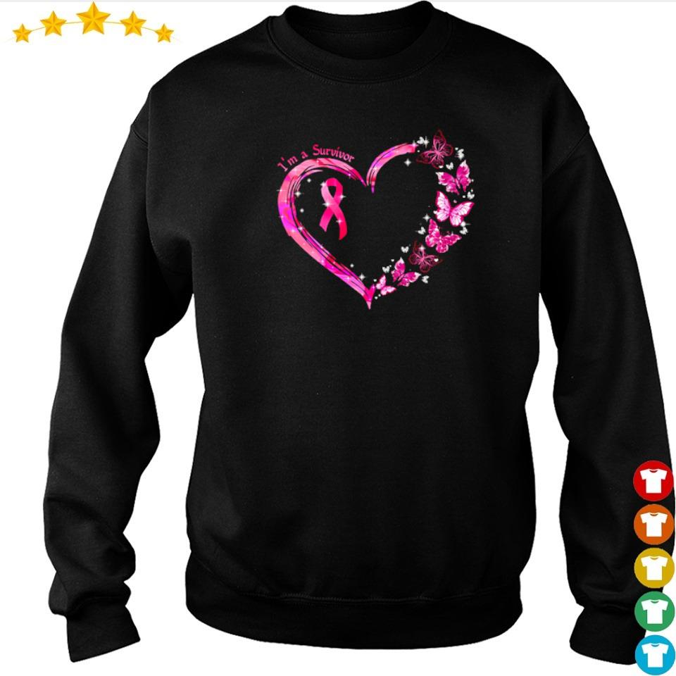 Autism awareness I'm a survivor love s sweater