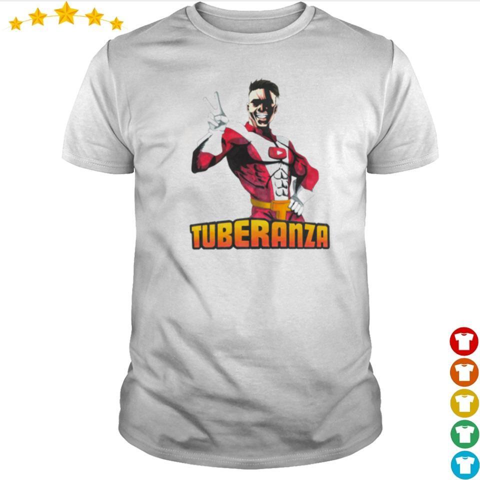 Awesome myherotube Tuberanza shirt