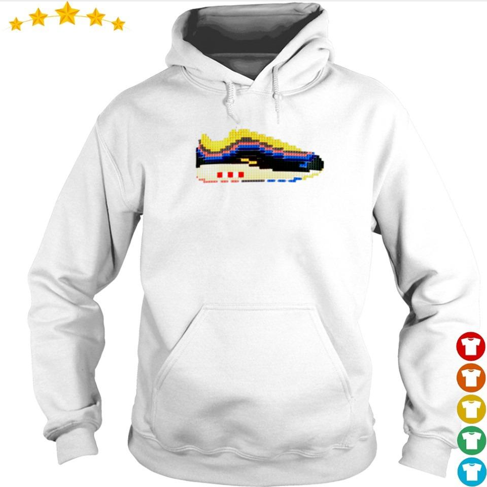Awesome nike air max 97 cartoon s hoodie