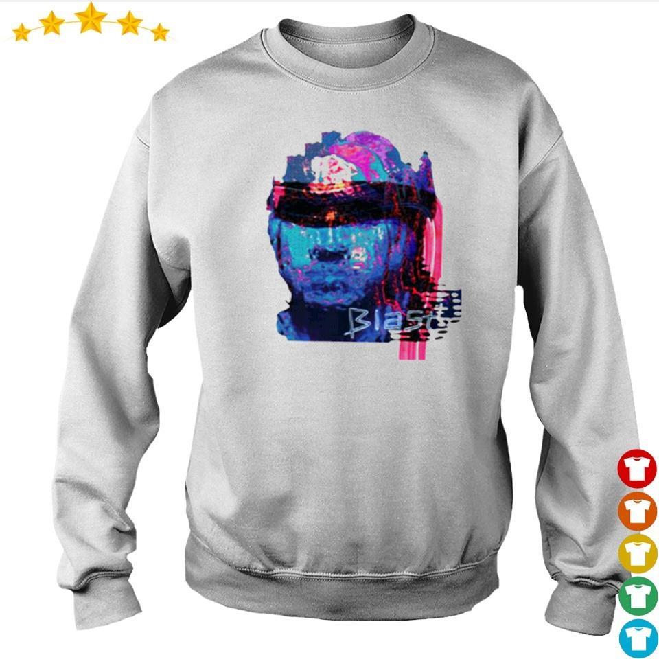 Blast love store blast off s sweater