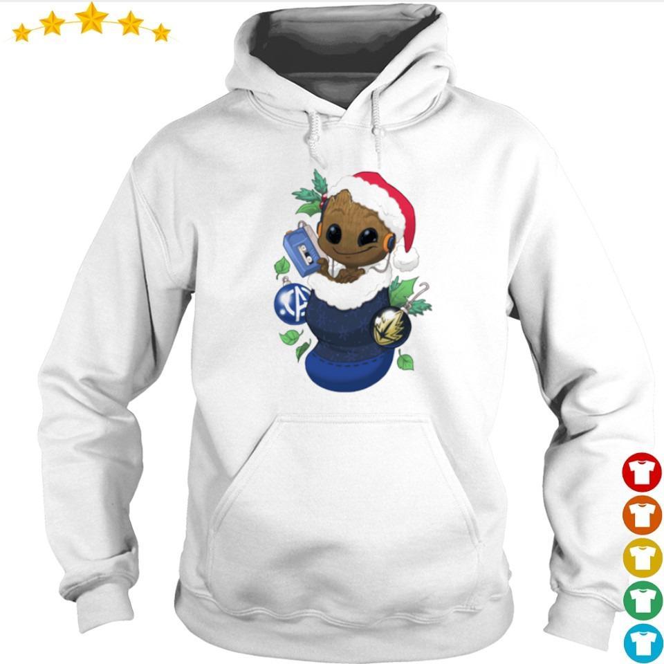 Christmas stocking stuffer Baby Groot s hoodie