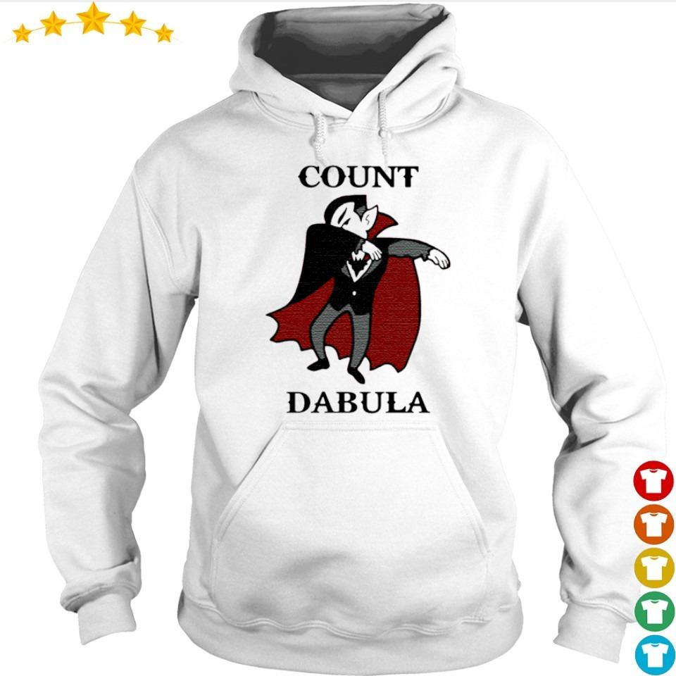 Count dabula happy Halloween s hoodie