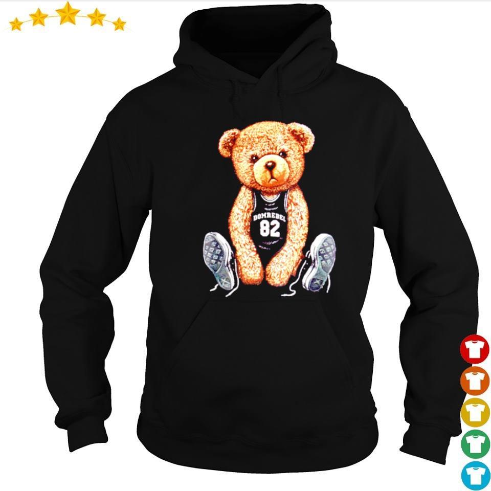 Cute domrebel teddy box s hoodie