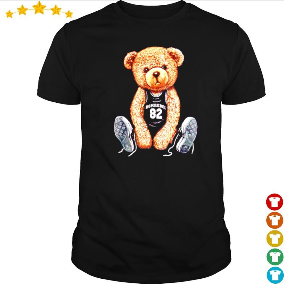Cute domrebel teddy box shirt