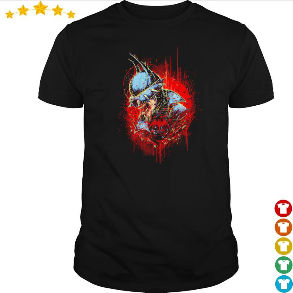 Dark Knight of Gotham love metal rock shirt