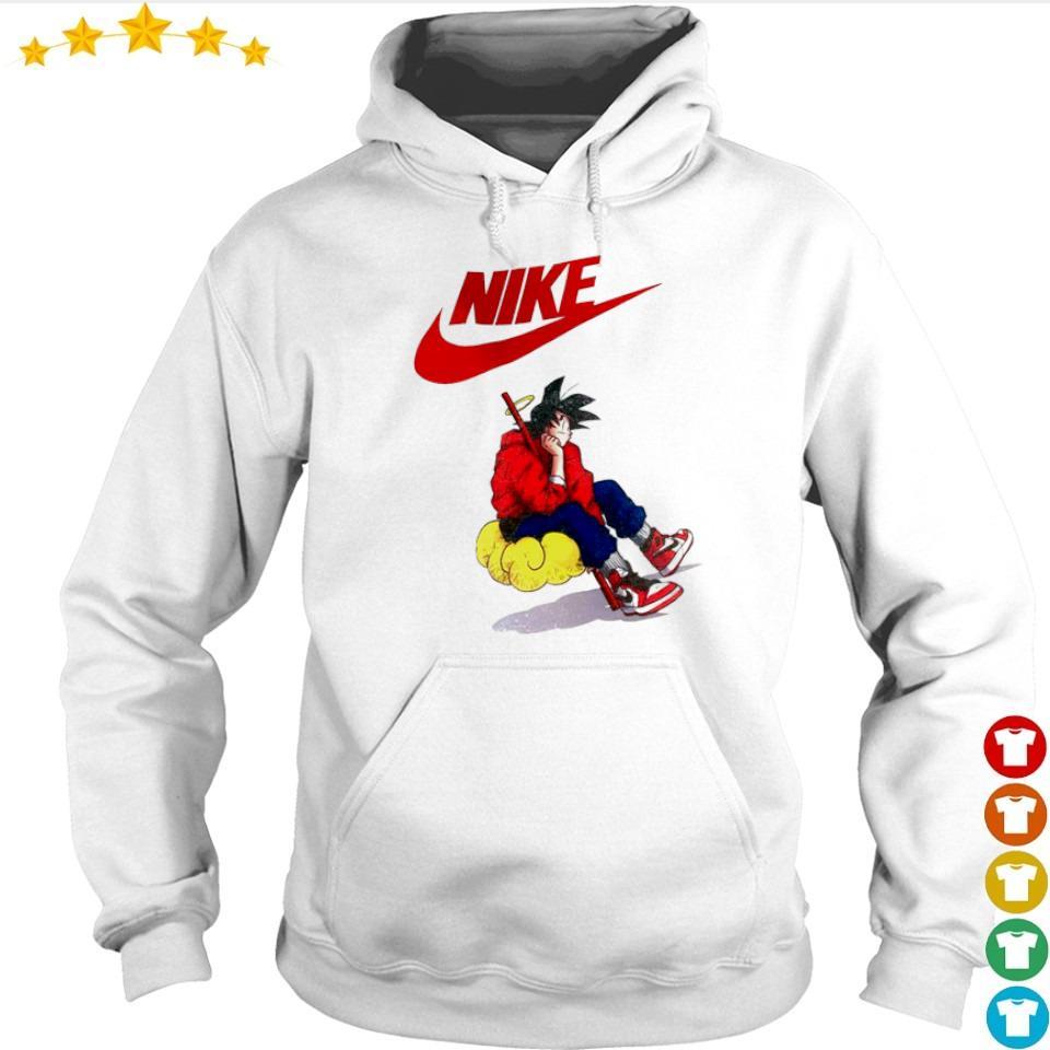 Dragon Ball Nike Goku s hoodie