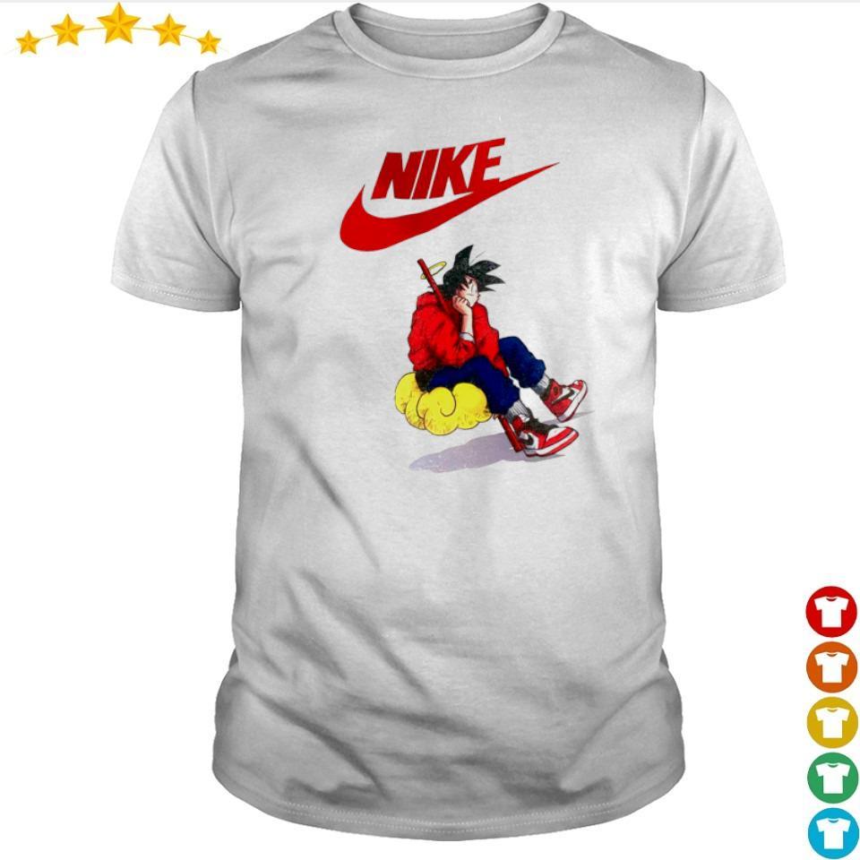 Dragon Ball Nike Goku shirt