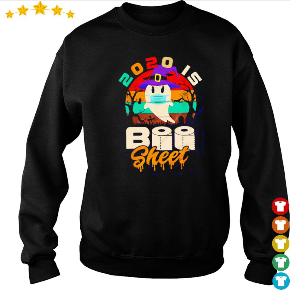 Ghost wearing mask 2020 is boo sheet s sweater