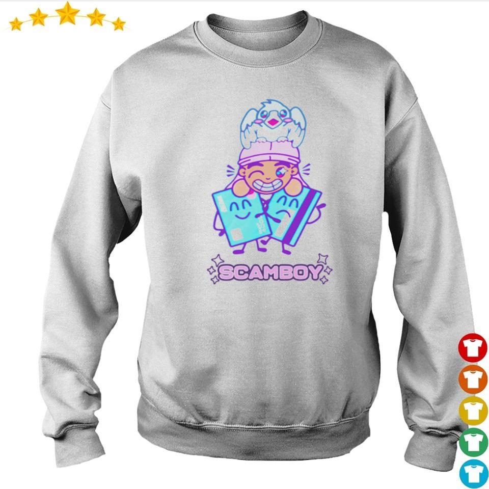Guapdad 4000 scamboy s sweater