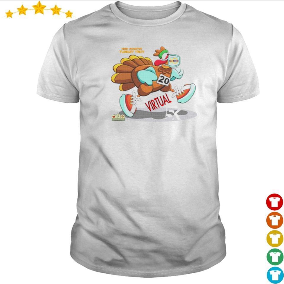 High country turkey trot 5K 2020 shirt
