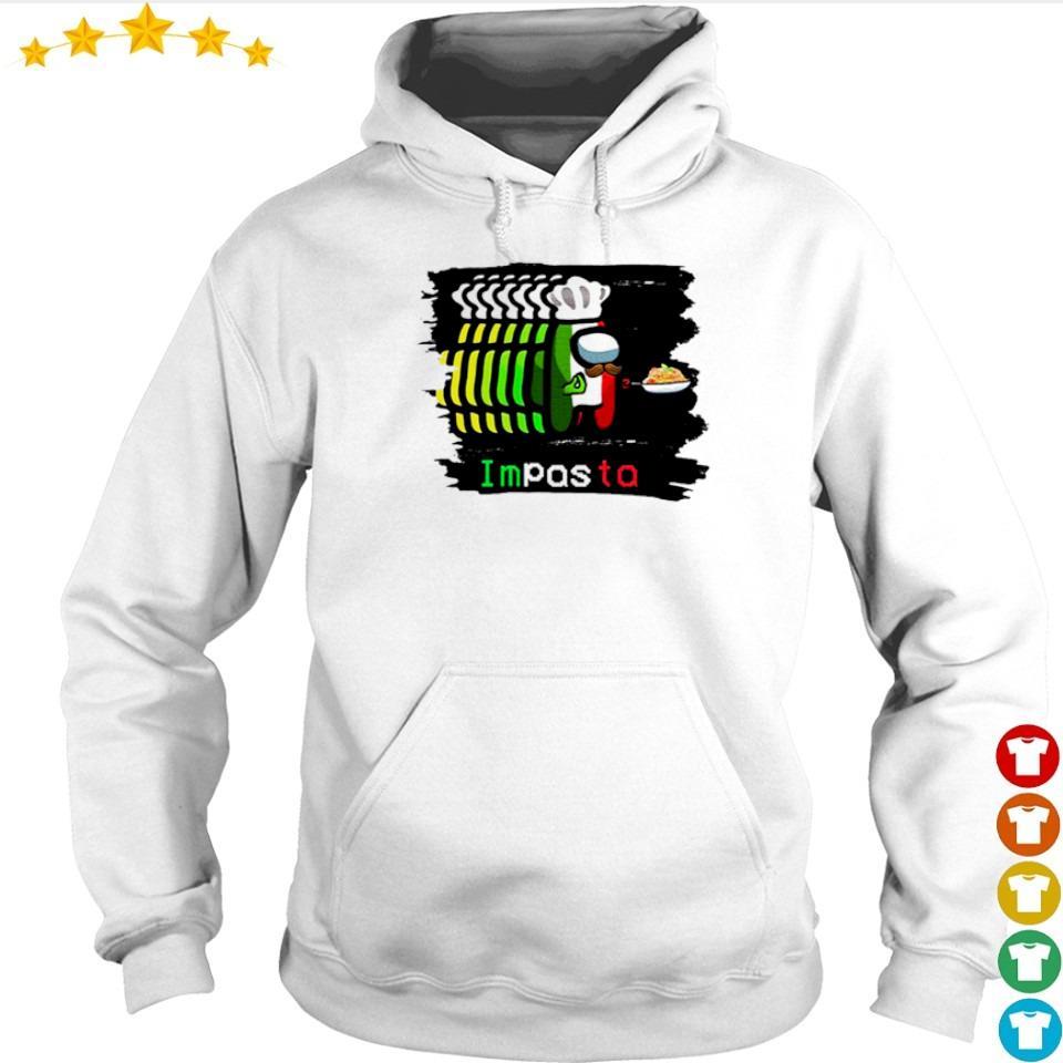 Italian Imposter among us game s hoodie
