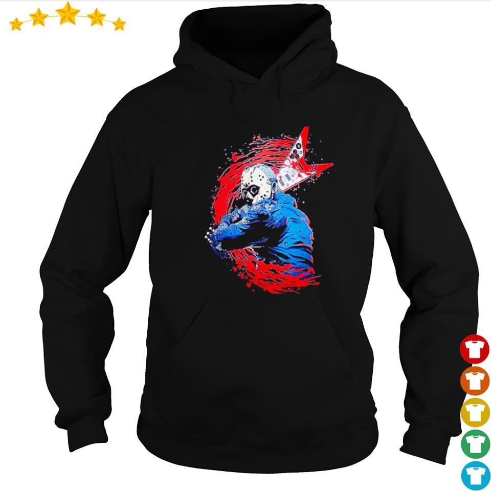 Jason Voorhees everything is weapon Halloween s hoodie