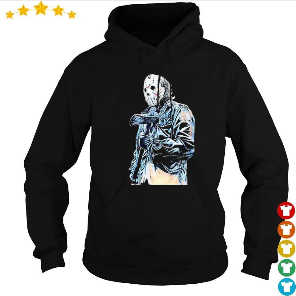 Jason Voorhees remember my axe s hoodie