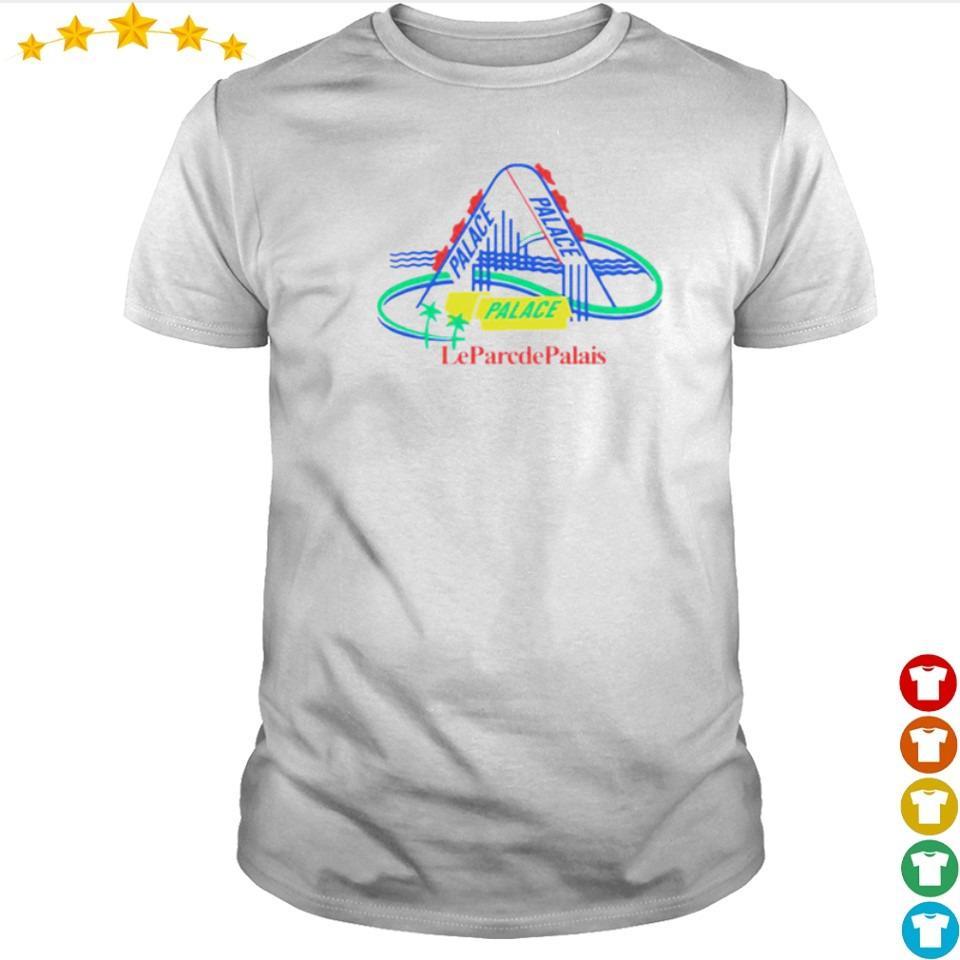 LeParcde palais place shirt