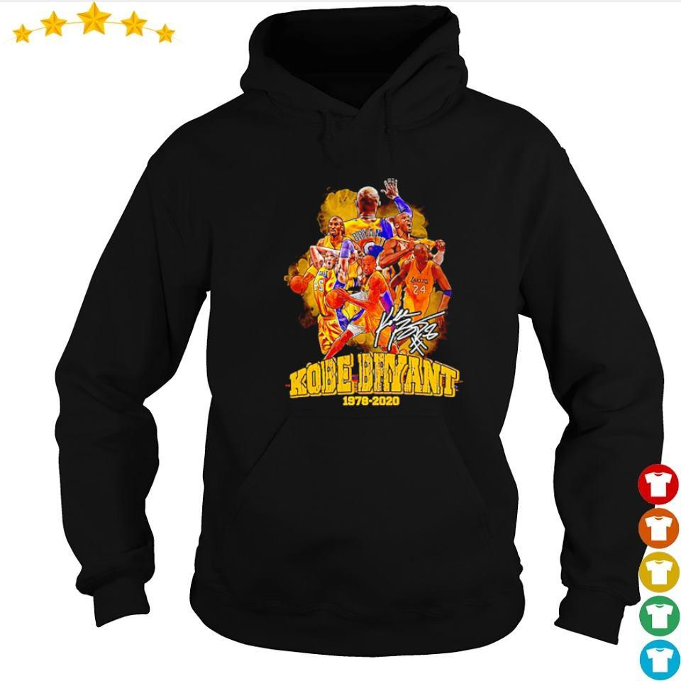 Los Angeles Lakers champion RIP Kobe Bryant 1978 2020 s hoodie