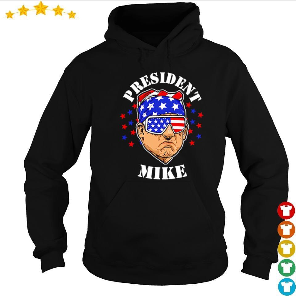 Michael Scott President Mike s hoodie