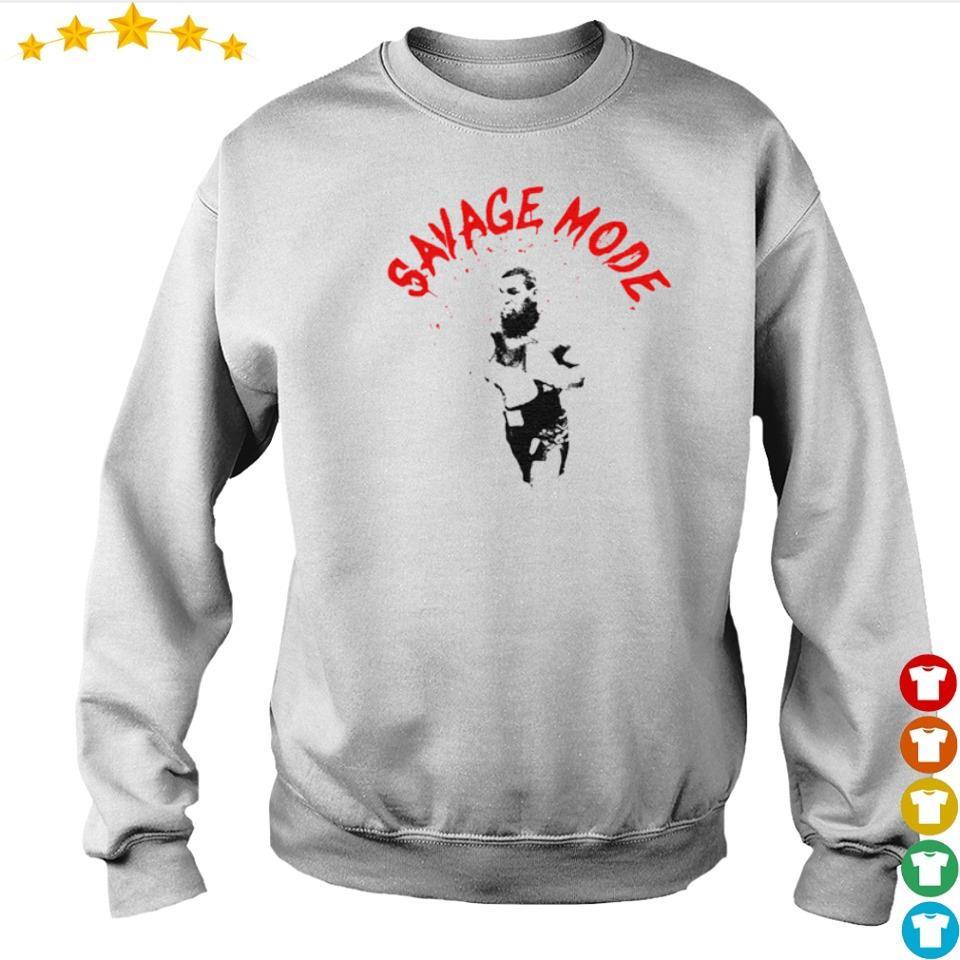 Mike Tyson savage mode s sweater