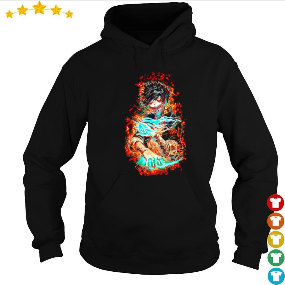 My Hero Academia Render Dabi art s hoodie