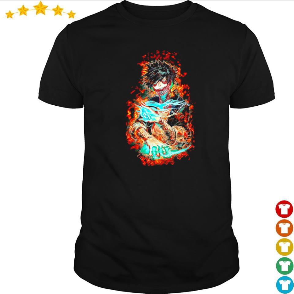 My Hero Academia Render Dabi art shirt