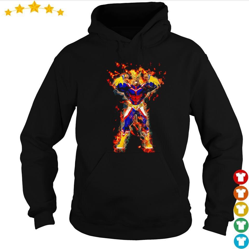 My Hero Academia Yagi Toshinori art s hoodie