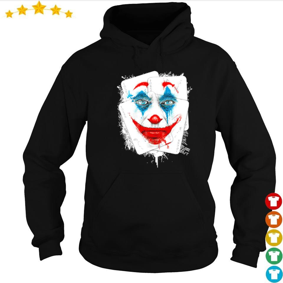 Official Joker crazy deck s hoodie