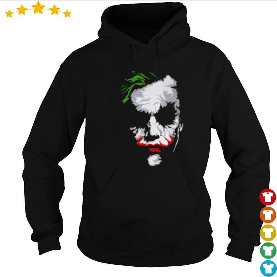 Official Joker face madness s hoodie