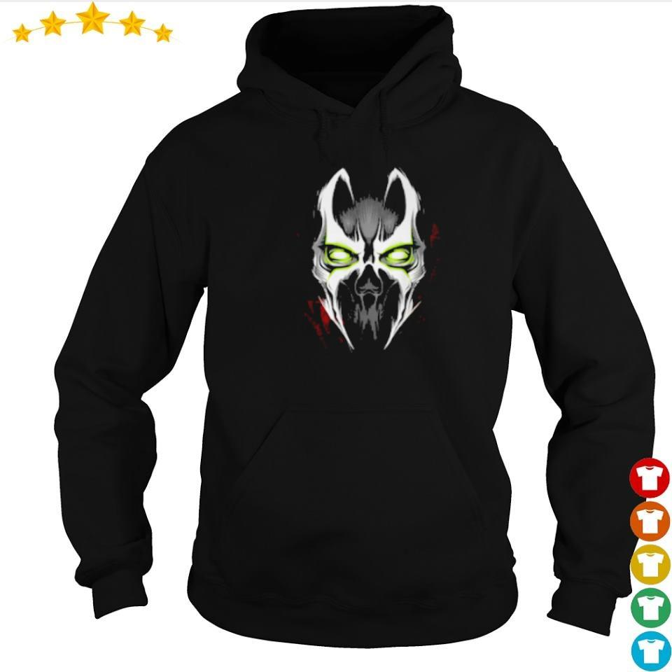 Official scary I am Spawn s hoodie