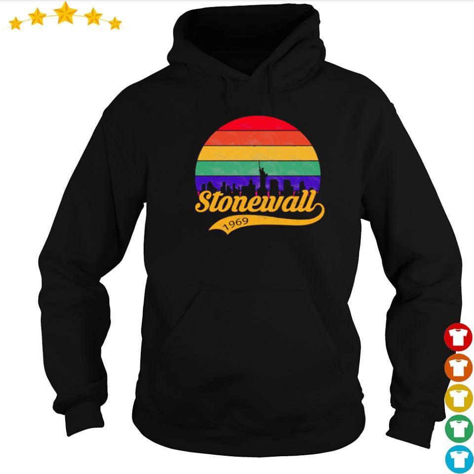 Official stonewall 1969 vintage s hoodie