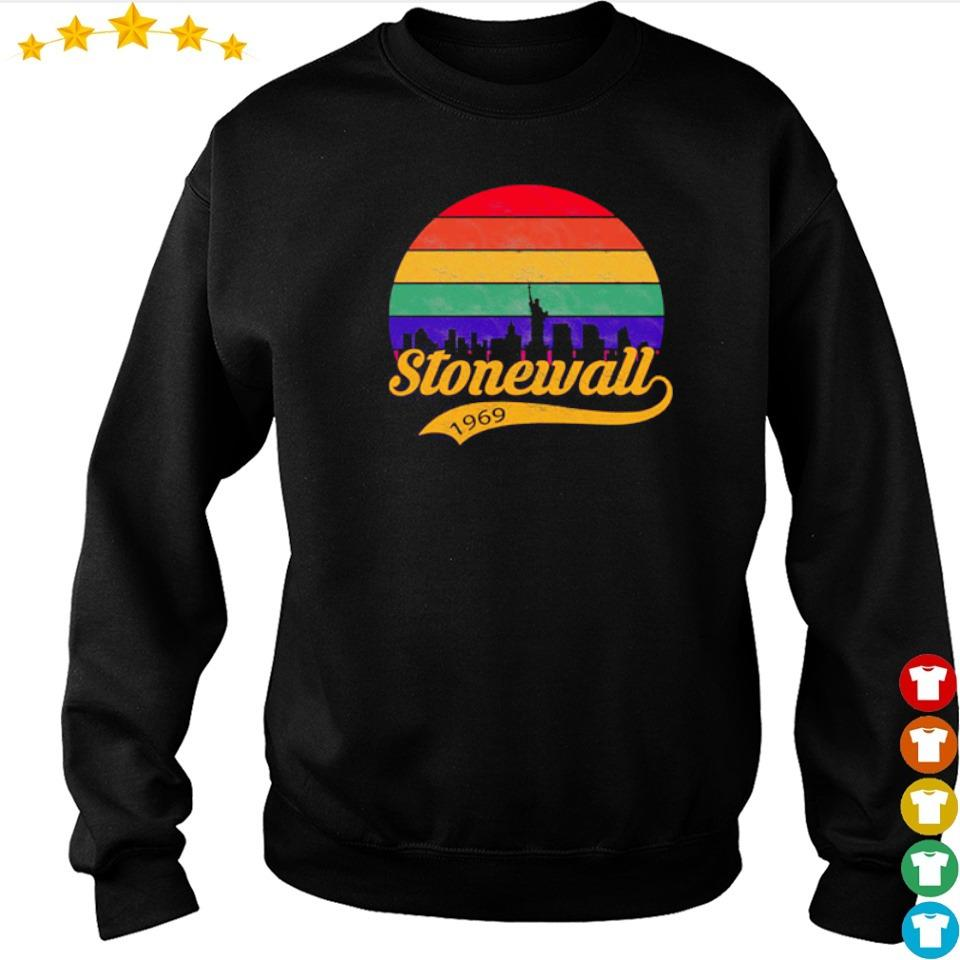 Official stonewall 1969 vintage s sweater