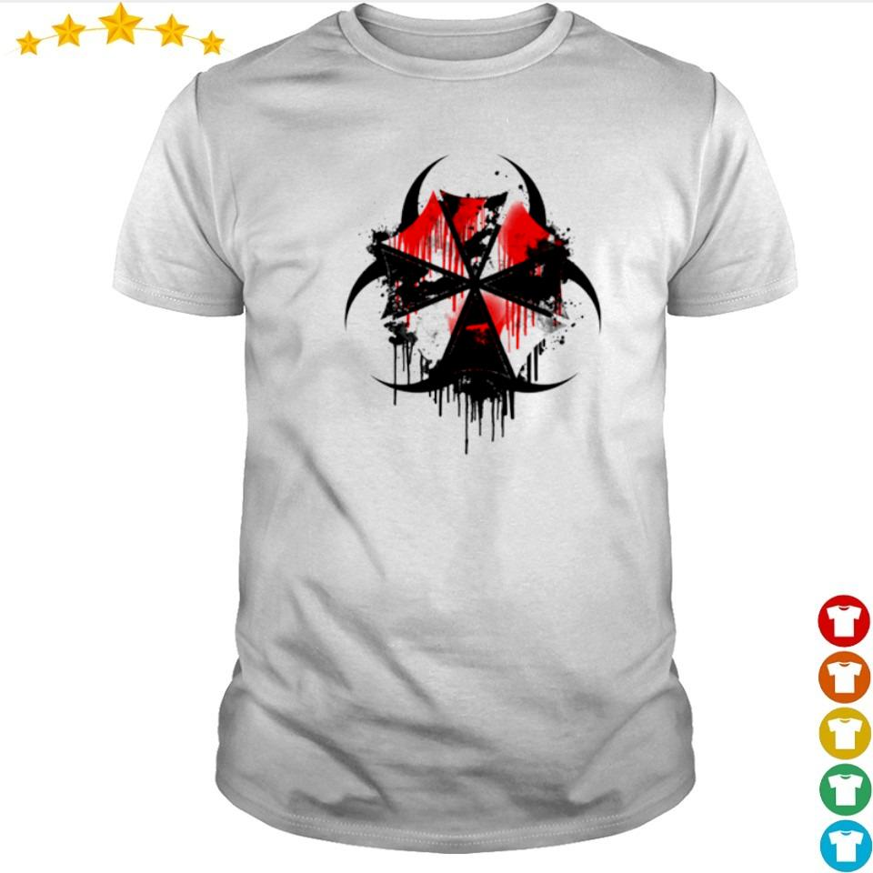Official umbrella corp shirt