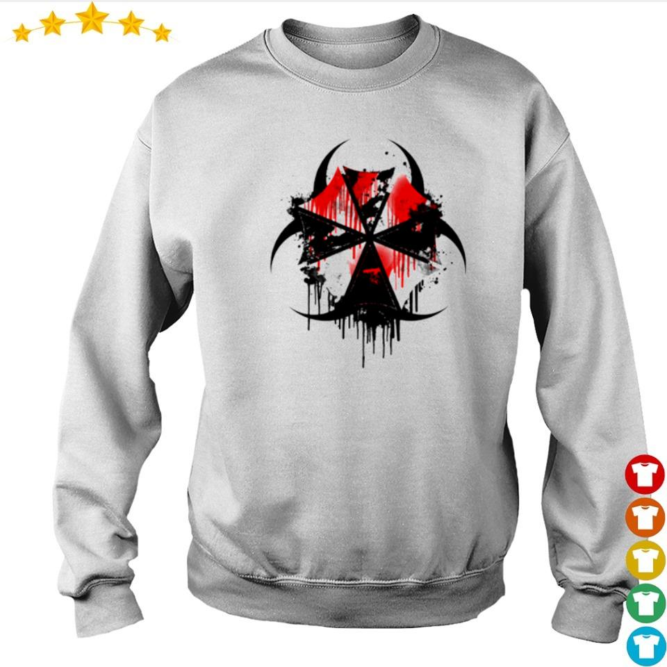 Official umbrella corp s sweater