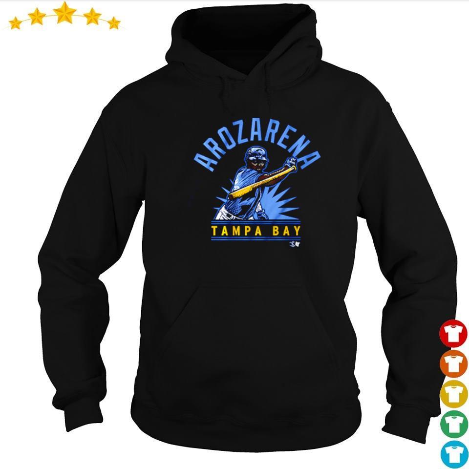 Randy Arozarena Tampa Bay Baseball s hoodie