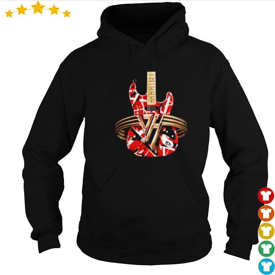 RIP Van Halen guitar concert s hoodie