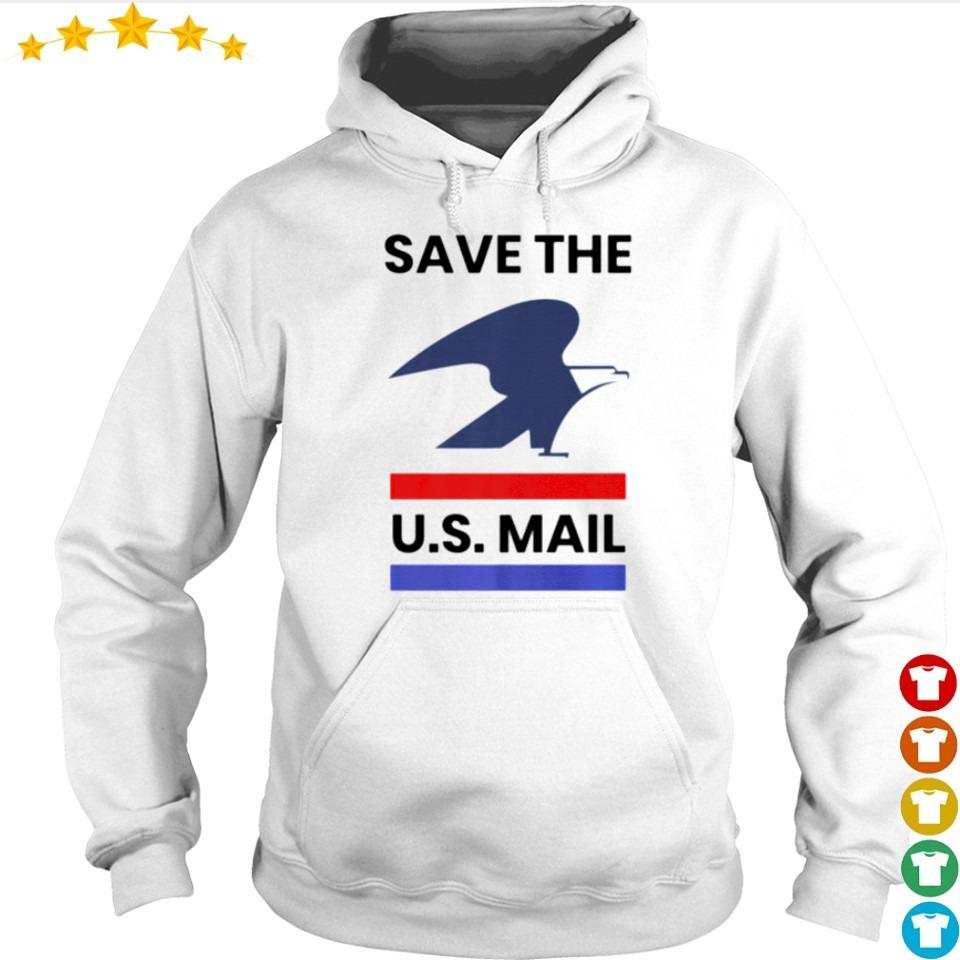 Save the US Post Office s hoodie