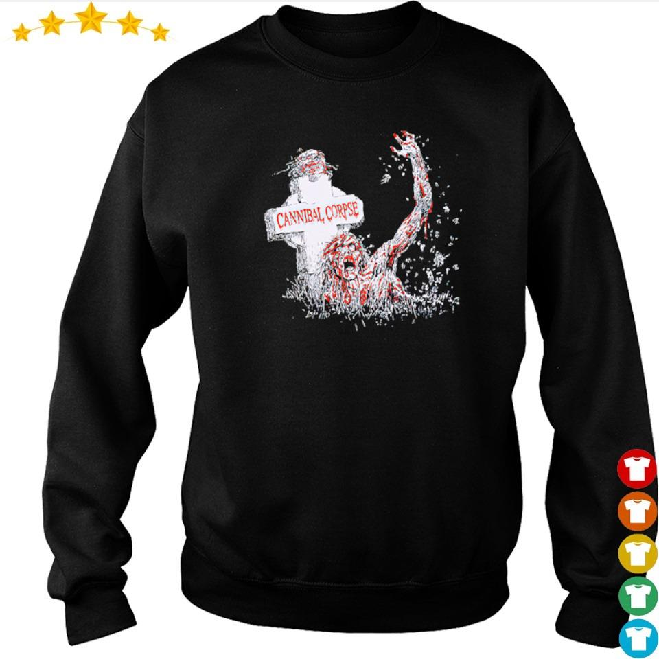 Scary Cannibal corpse s sweater