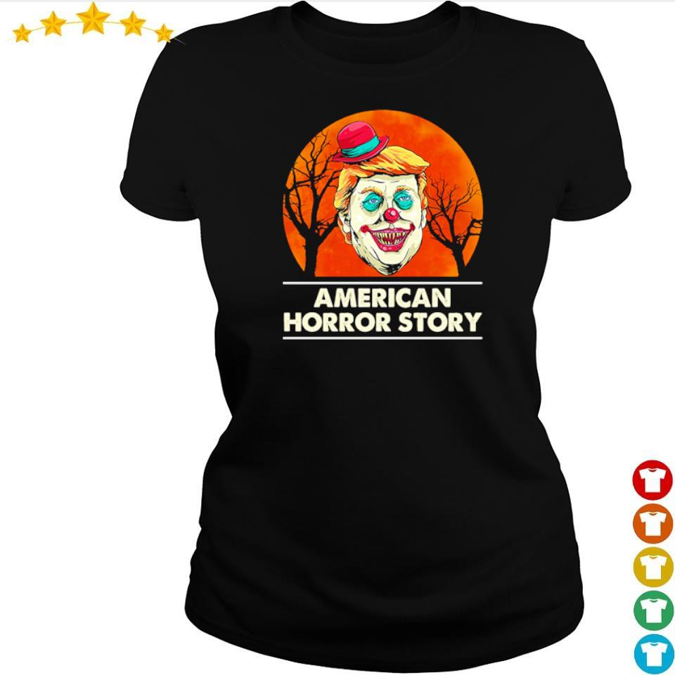 Scary Donald Trump American horror story s ladies tee