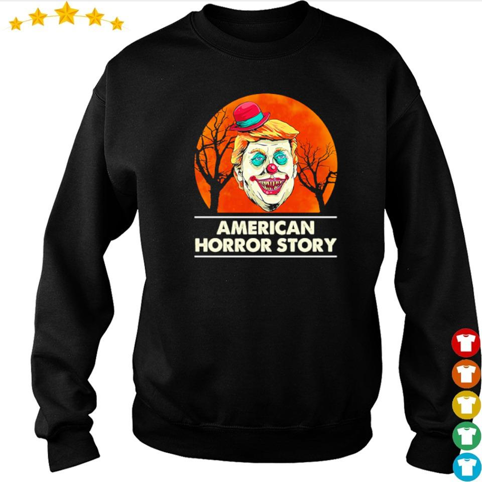 Scary Donald Trump American horror story s sweater