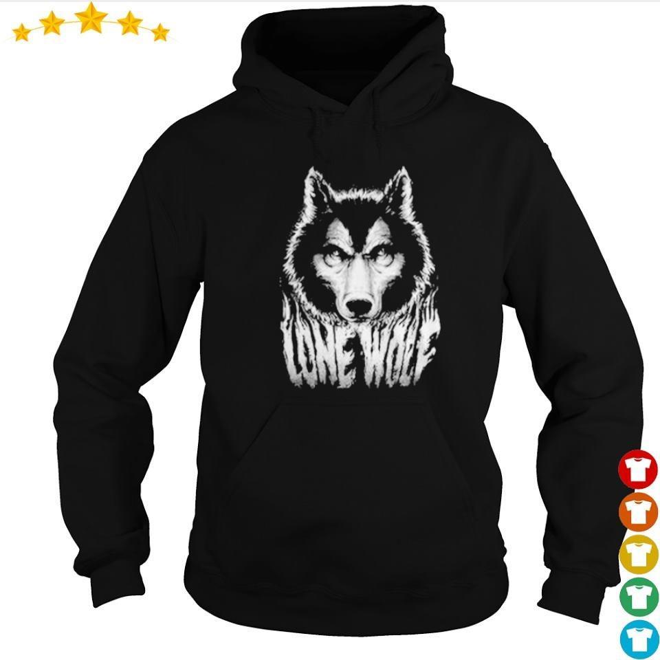 Scary love wolf Halloween s hoodie