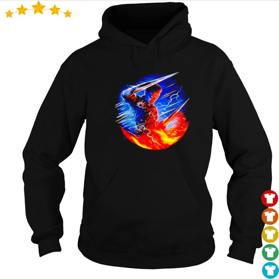 Scary Terminator T-1000 happy Halloween s hoodie
