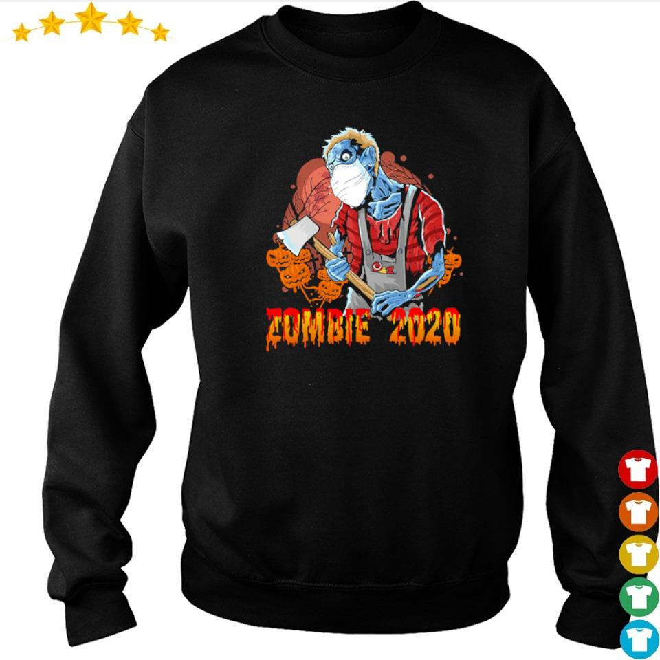 Scary zombie 2020 happy Halloween s sweater