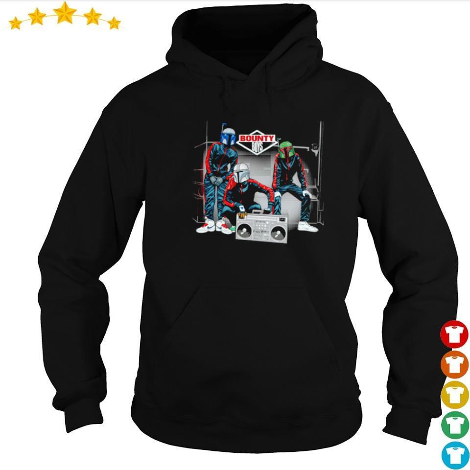 Star Wars Mandalorian the bounty boys s hoodie