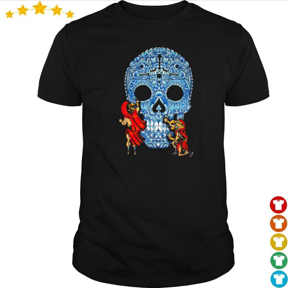 Sugar skull day's of the dead shirt