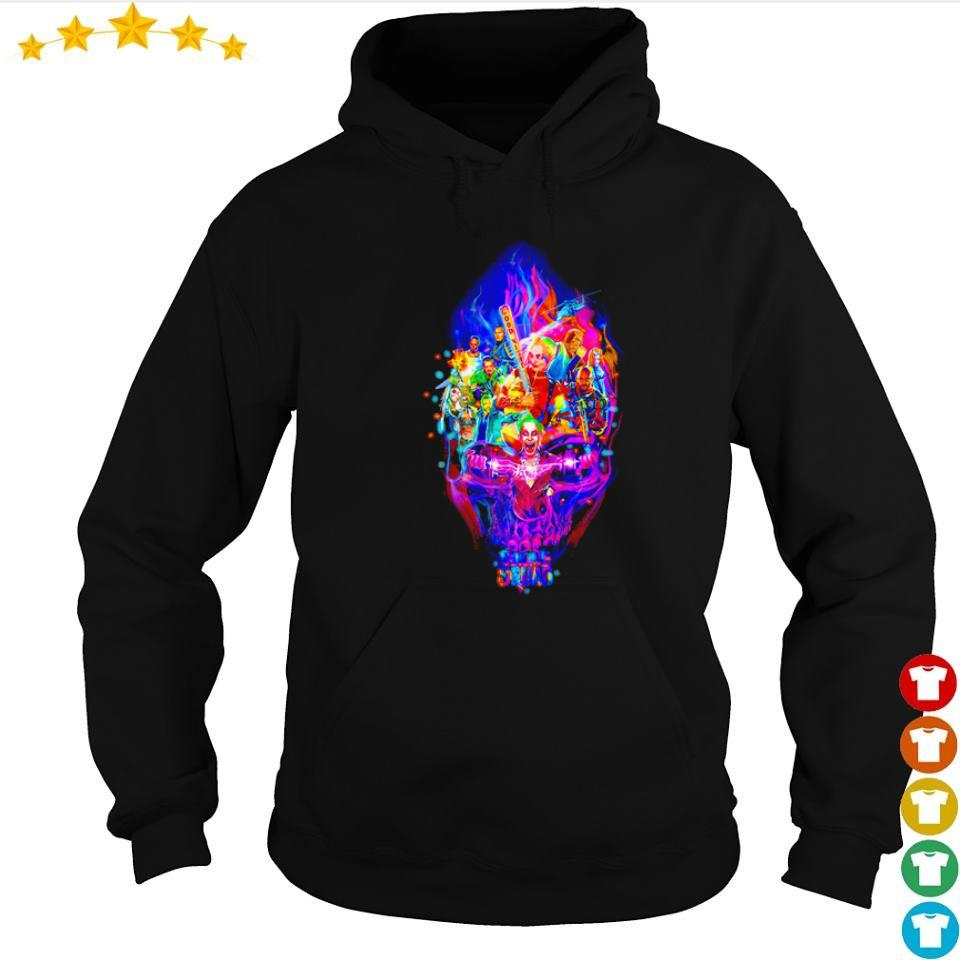 The Suicide Squad beautiful doctor Quinzel s hoodie